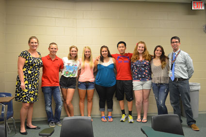 Student Council Revamped For a New School Year