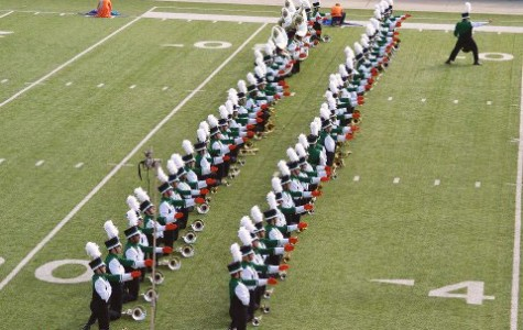 Marching Band Show Continues to Evolve