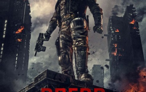 Action-Packed and Adrenaline-Filled DREDD Hits Theaters