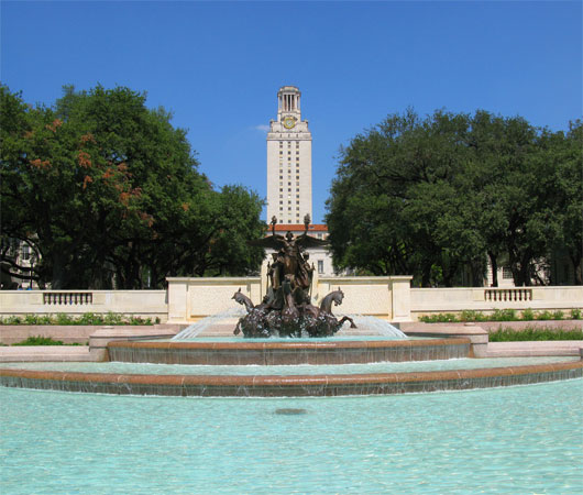 UT Austin now only permits the top 8% of students to qualify for automatic admission as the competition for class rank heats up.