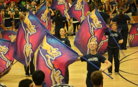 New Division of Winter Guard Doubles the Fun