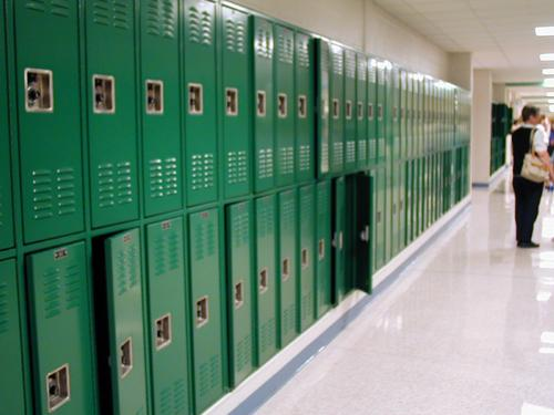 Class rank puts unneeded pressure on students. http://aboutlockerbenches.blogspot.com