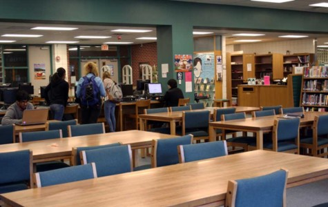 Library Late Nights offer tutoring opportunities to students