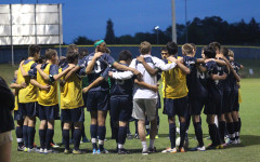 Boys' Varsity Soccer Snags District Title