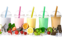 Time to Burst Your Bubble … Try Bubble Tea