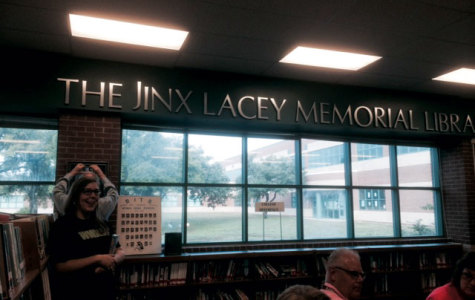 Library Renamed in Honor of Beloved Crisis Counselor
