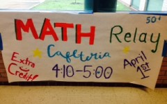 Math Relay: Showcase Your Math Skills, Get Extra Credit