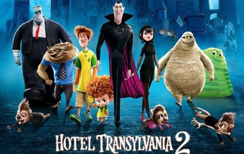 Hotel Transylvania 2: A Pleasant Surprise