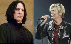 Severus Snape and Starman