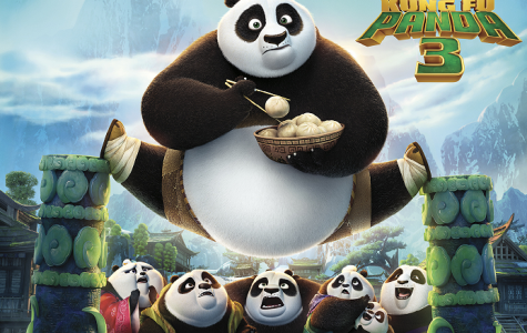 A Black and White Review on 'Kung Fu Panda 3'