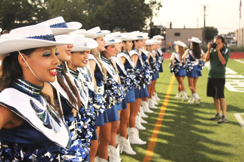 With the start of school, the season for Majestics, Football, Volleyball and Band begins.