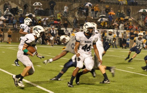 Mavs Try to Rain on Stony Point's Homecoming, Drop First 2 District Games