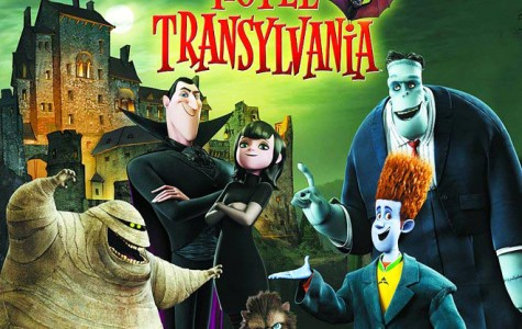 Welcome to 'Hotel Transylvania': A Monsters' Sanctuary