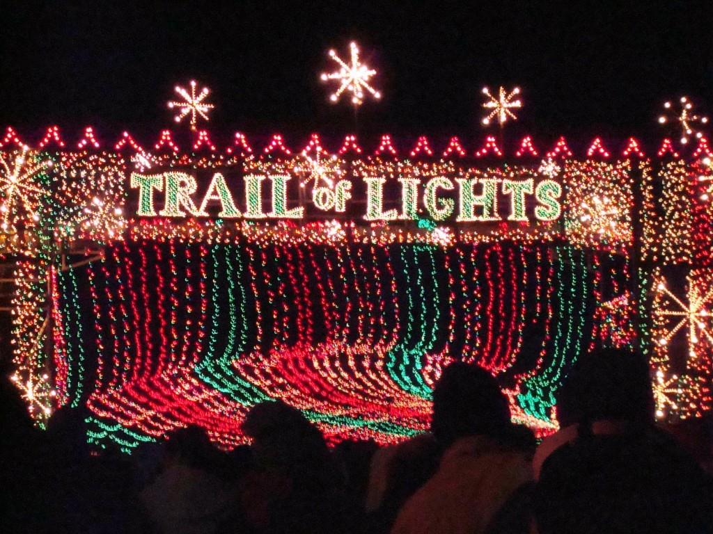 Return of Trail of Lights Brings Holiday Excitement