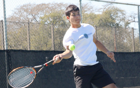 Tennis Performs Well in San Antonio