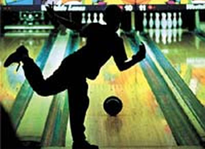 Bowling is a challenging sport that young people can enjoy individually or as a team.