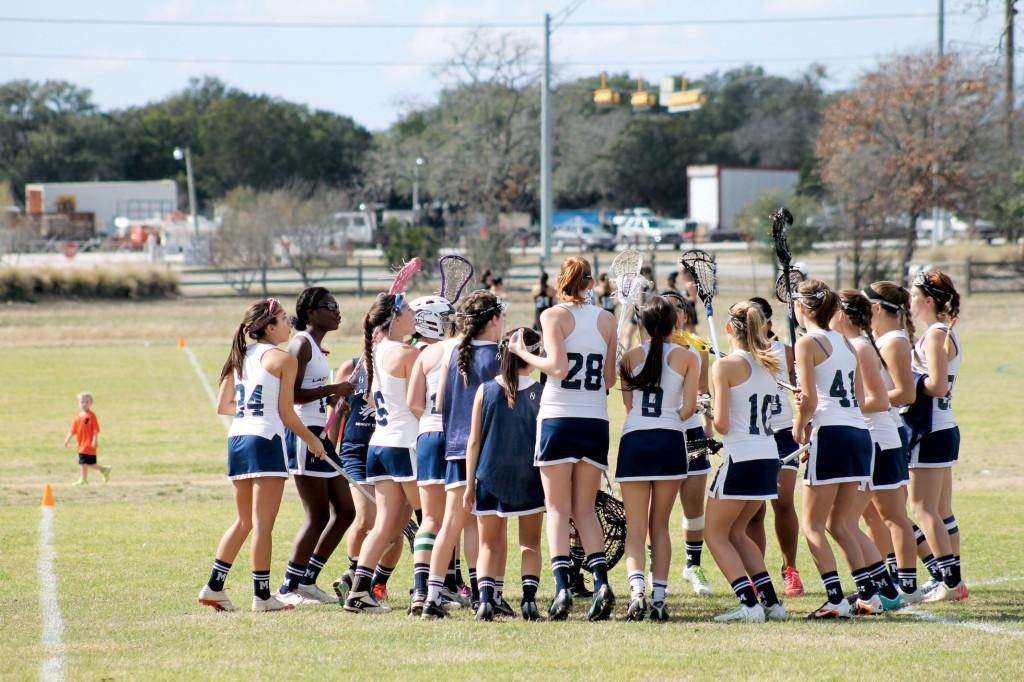 Girls Lacrosse Preparing for State Playoffs