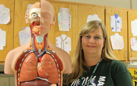 New Health Science Instructor Works Part Time While Pursuing Master's