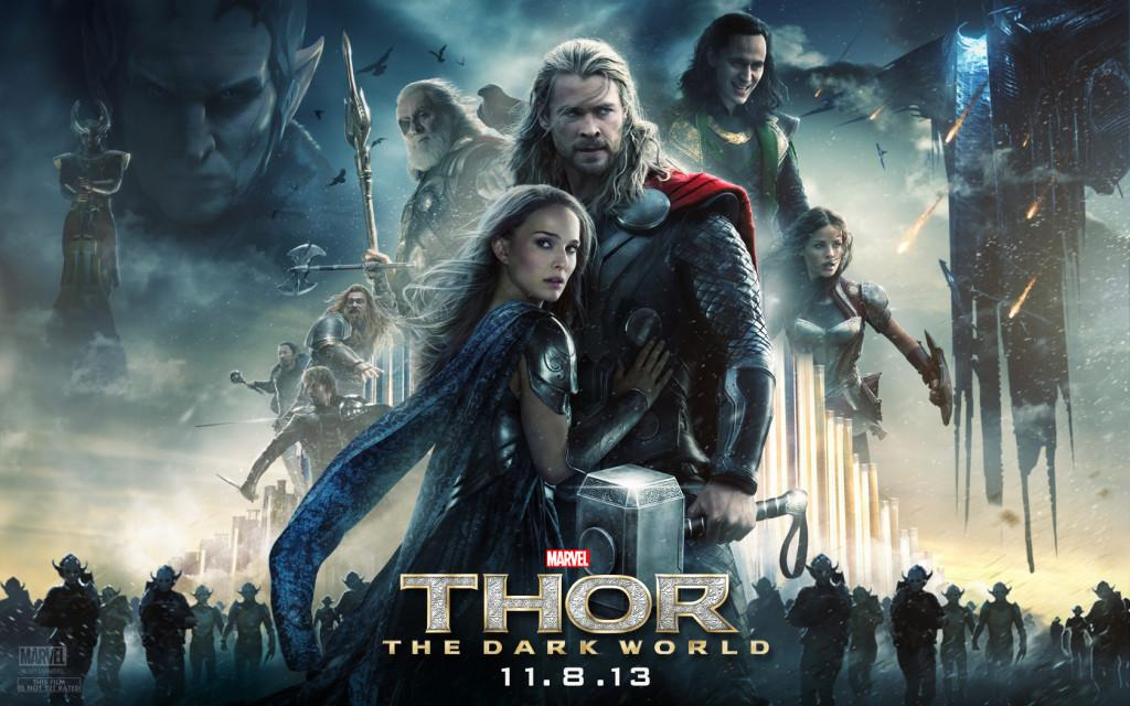 'Thor: The Dark World' Lights Up Theaters
