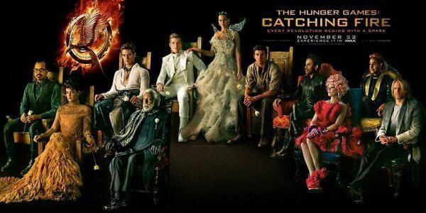 Smoothly directed, Catching Fire turns out to be a thrilling sequel to The Hunger Games