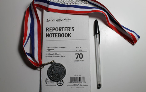 Journalism Students Perform Well at UIL Practice Meet