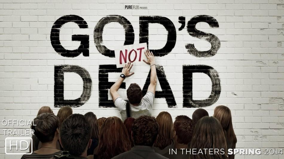 The movie God's Not Dead came out on March 21, and challenges each person's faith.