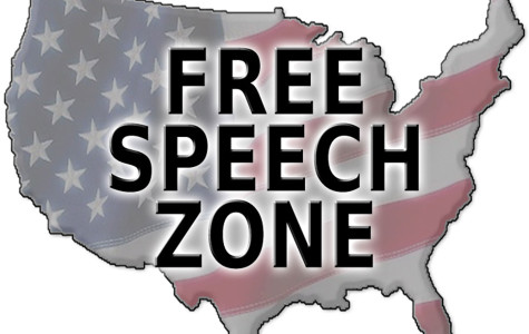College's 'Free Speech Zone' Hinders Freedom of Expression