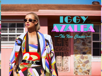 "Iggy Azalea's ""The New Classic"" Isn't Really"