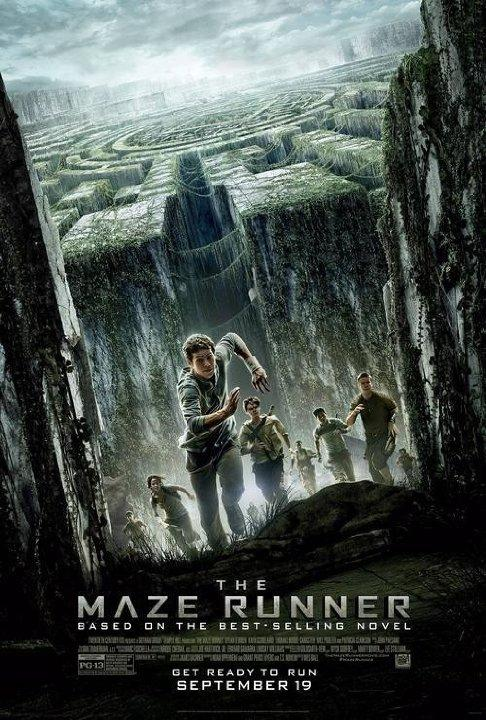 The Maze Runner, has a successfully been introduced to the big screen ranking as the number 1 movie in the world based off of the best-selling novel.