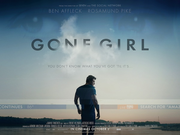 'Gone Girl' Twists Minds, Thrills Audiences