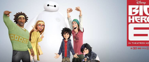 Disney's 'Big Hero 6' Engineered for Young Audiences