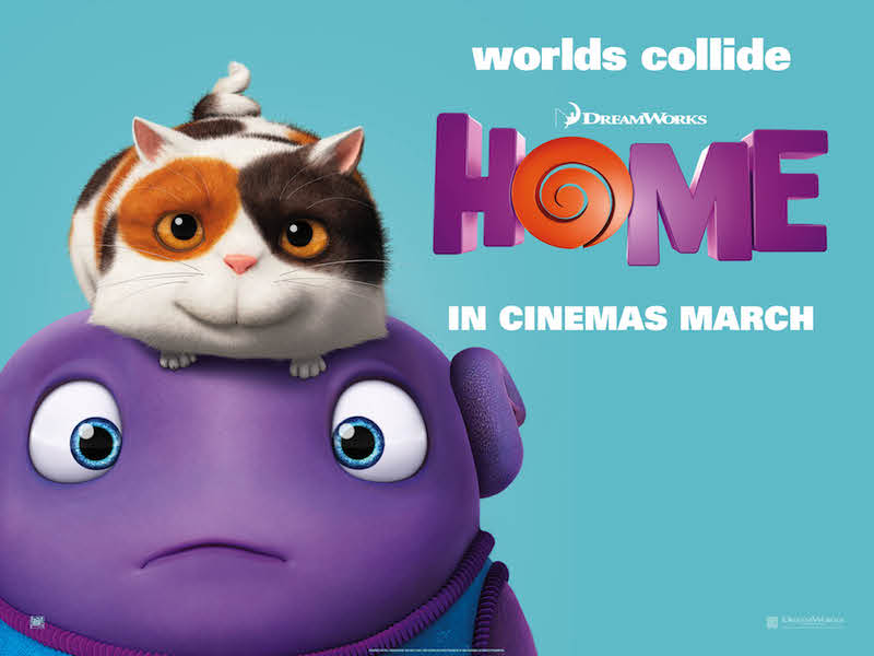 'Home' Delivers on the Hilarious Side
