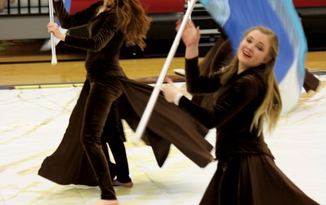 Winter Guard: From Gym to Stadium to Win