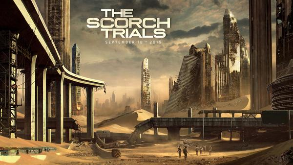 The second installment to the Maze Runner hits theaters.