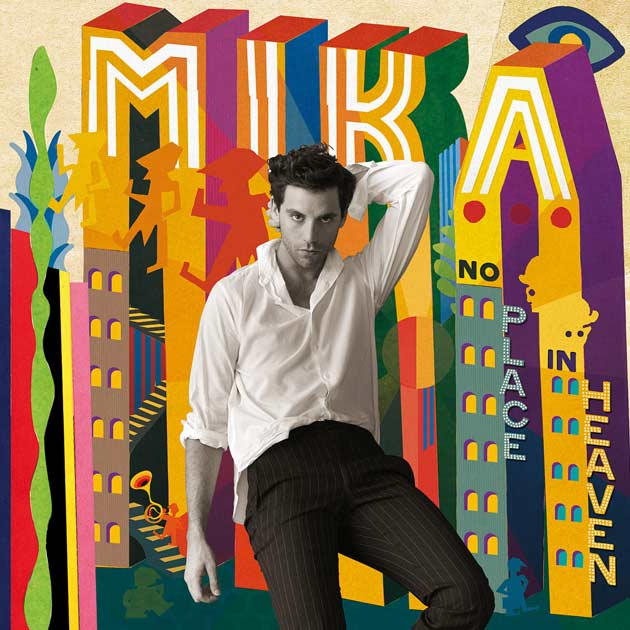New Album from Mika Focuses on Multiple Personal Issues