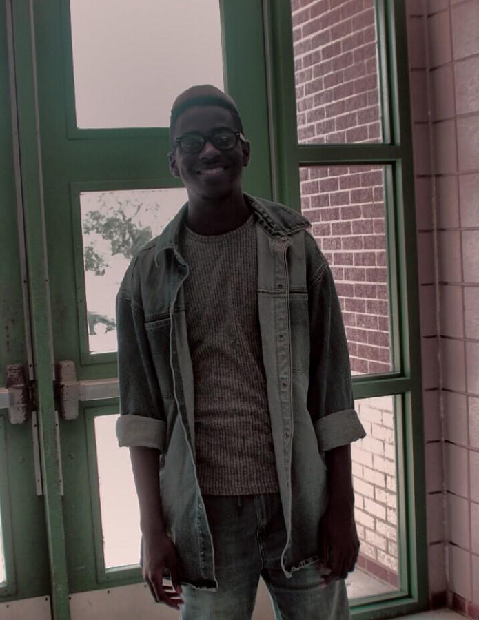DMariel Jones (Grade 12)