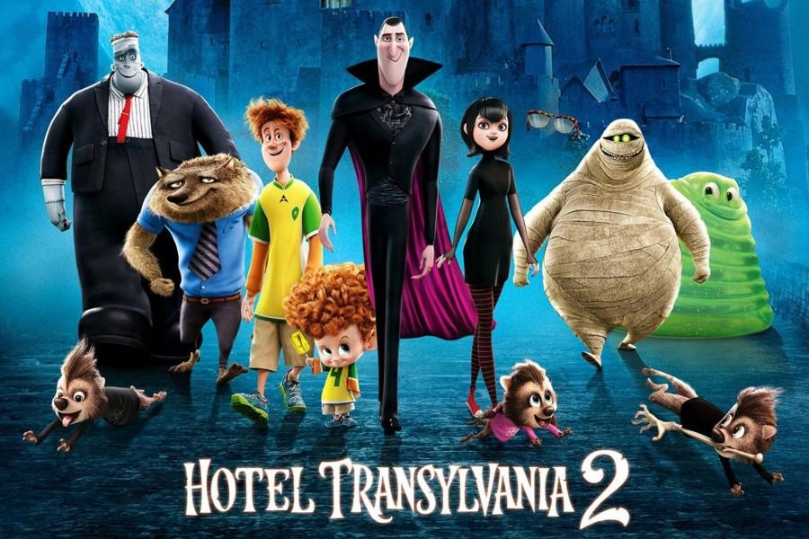 Hotel Transylvania 2: A Pleasant Surprise