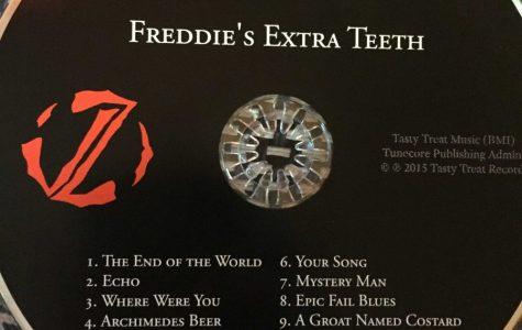 Ponderings on new album 'Freddie's Extra Teeth'
