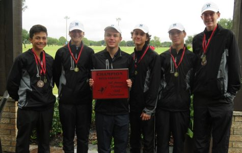Boys' golf places 2nd in San Antonio, 1st in Victoria