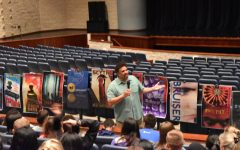 YA author Shusterman visits for new book 'Scythe'