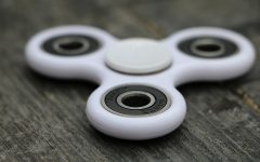 Fidget spinners spur frenzy