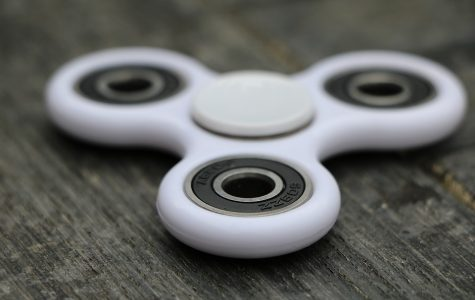 Fidget spinners spur frenzy