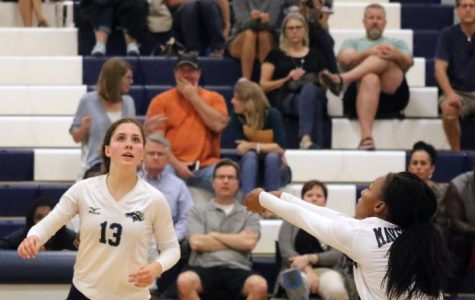 Varsity Volleyball Ravishes the Raiders