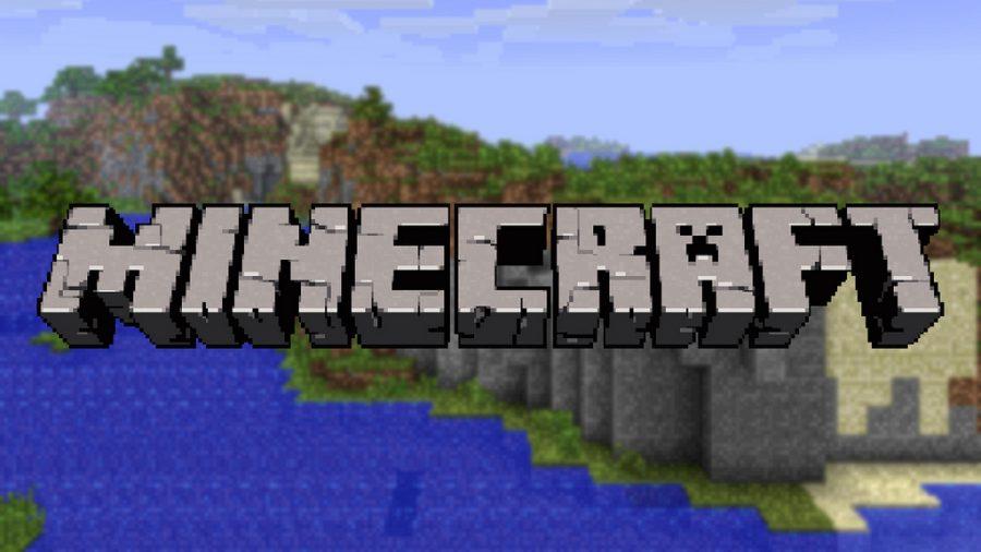 Minecraft+Logo