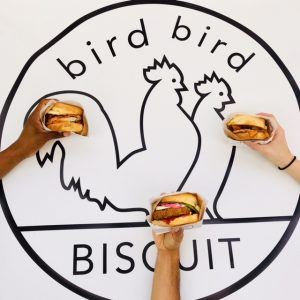 New Restaurant Bird Bird Biscuit Logo