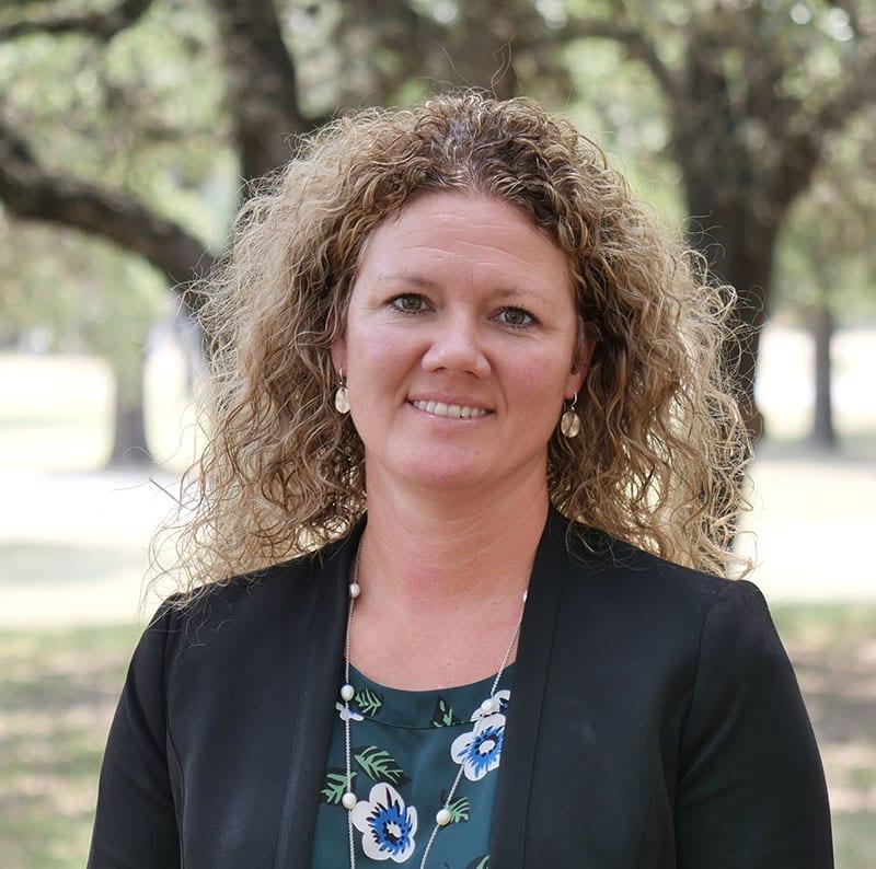 Principal Amanda Johnson