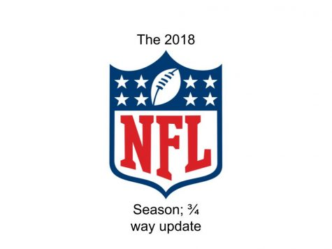 How are some teams doing with just 5 weeks till the playoffs?
