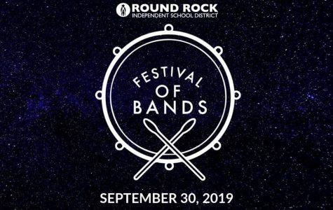 RRISD Festival Of Bands