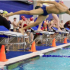 Swim team finds success at Tri-Meet