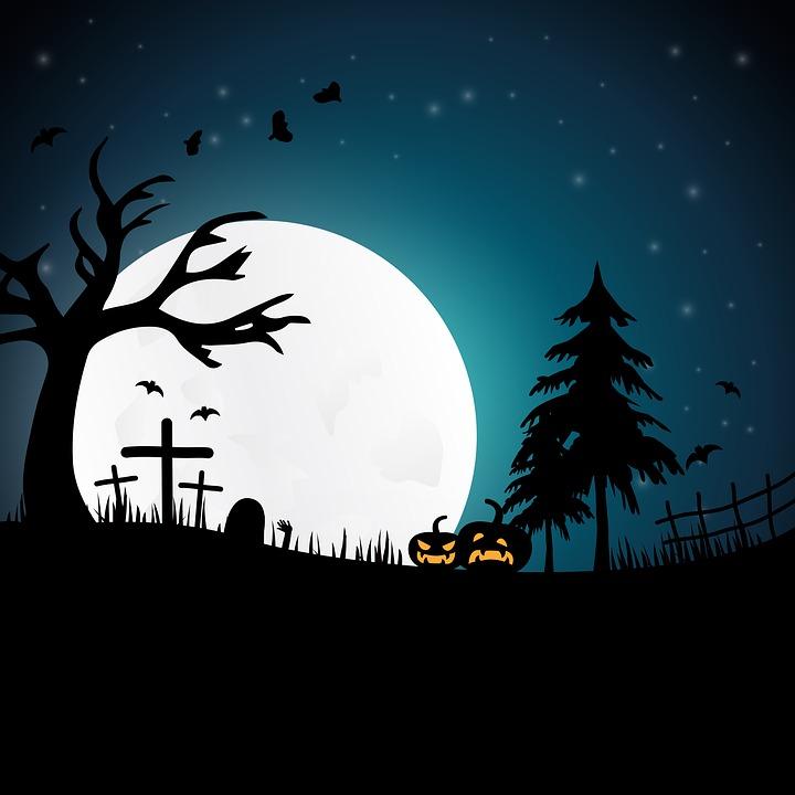 Spooky Scary Cinematics